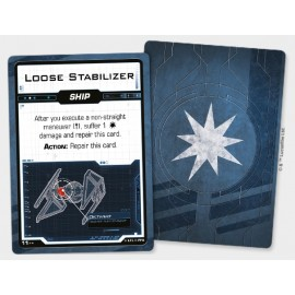 Star Wars X-Wing: Galactic Empire Damage Deck