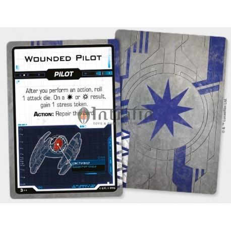 Star Wars X-Wing: Separatist Damage Deck