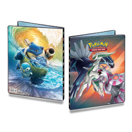 Pokémon Sun & Moon 12 9-Pocket Portfolio