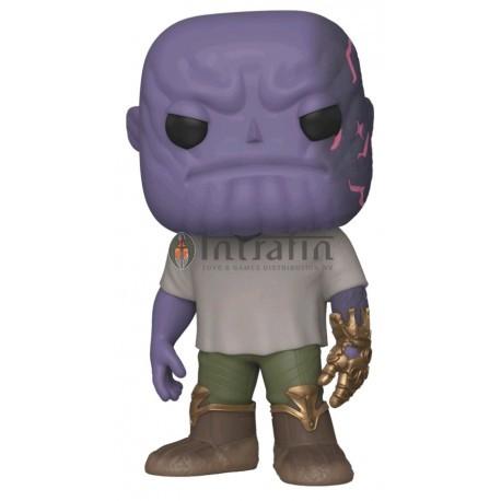 Marvel 579 : Endgame - Casual Thanos w/ Gauntlet