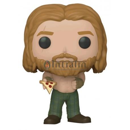 Marvel 578 : Endgame - Thor w/ Pizza