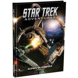 Star Trek Adventures: The Alpha Quadrant