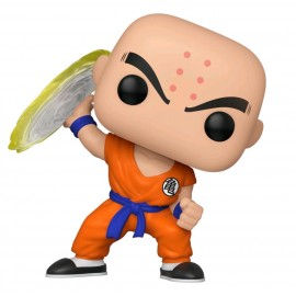 Animation: DBZ - Krillin w/ Destructo Disc