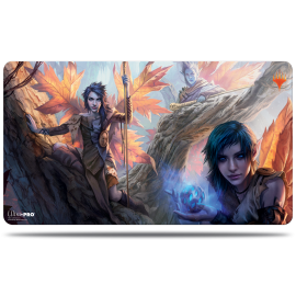 MTG Throne of Eldraine Playmat Standard Size V4