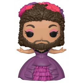 Movies: Greatest Showman - Bearded Lady