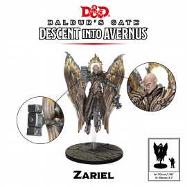 "Dungeons & Dragons ""Descent into Avernus"" -Zariel (1fig)"