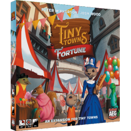 Tiny Towns: Fortune - Board Game