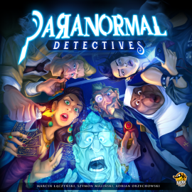 Paranormal Detectives - Launch Kit