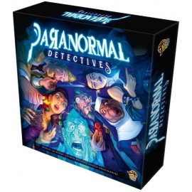 Paranormal Detectives boardgame
