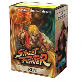 Dragon Shield Classic Art - Street Fighter - Ken