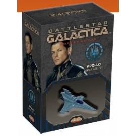 Battlestar Galactica: Spaceship Pack: Apollo's Viper MK.VII