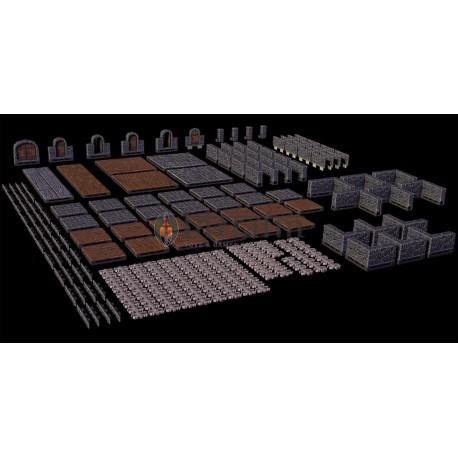 WarLock Tiles Advanced Starter Set