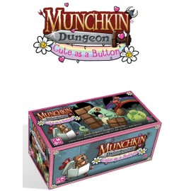 Munchkin Dungeon: Cute As A Button Exp