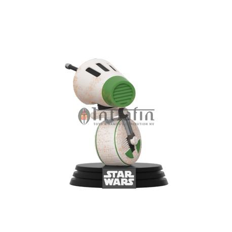 Star Wars:312 Ep 9: Star Wars - D-0