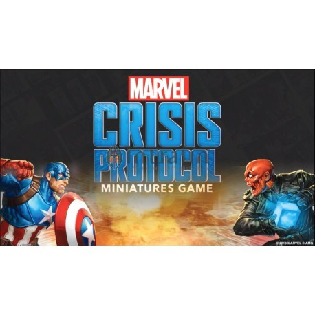 Marvel Crisis Protocol: Pre-Launch Kit