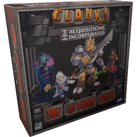 "Coming Soon: Clank! Legacy Acquisitions Incorporated - The ""C"" Team Pack"