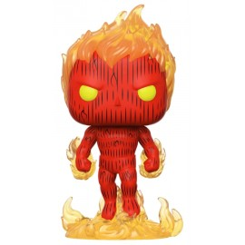 Marvel:559 Fantastic Four - Human Torch
