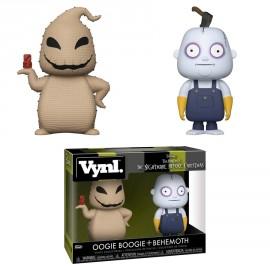 """VYNL 4"""" 2-Pack: Disney: NBX: Oogie Boogie & Behemoth"""