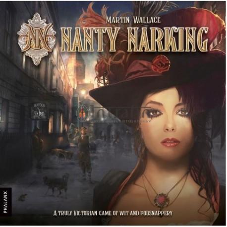 Nanty Narking GER Brettspiel
