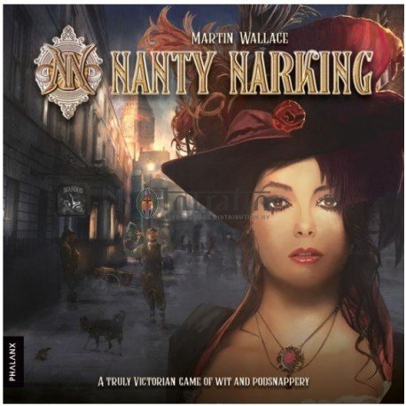 Nanty Narking FR jeu de plateau