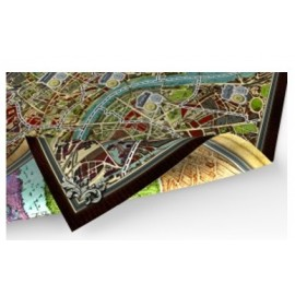 Nanty Narking Double sided canvas mat (99x66cm)