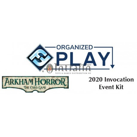 2020 Arkham Horror: The Card Game Invocation Event Kit