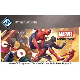 Marvel Champions Launch Kit