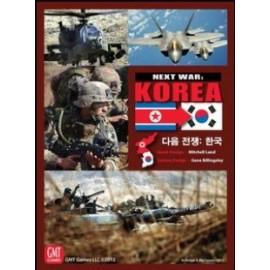 Next War Korea Second Printing