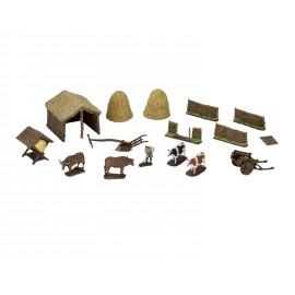 WizKids 4D™ Settings: Medieval Farmer