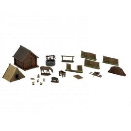 WizKids 4D Environments: Homestead