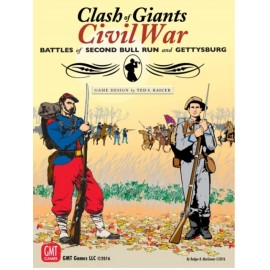 Clash of Giants American civil war - wargame