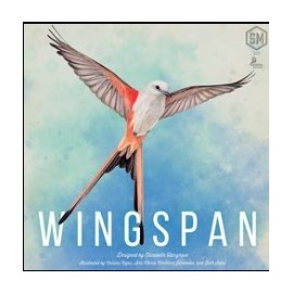 Wingspan: core game (plus swift-start pack) boardgame