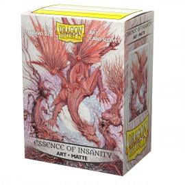 Dragon Shield: ART Sleeves (100) Essence of Insanity Limited