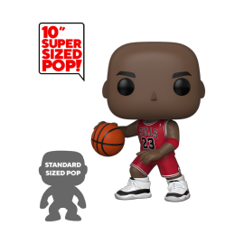 """NBA: Bulls - 10"""" Michael Jordan"""