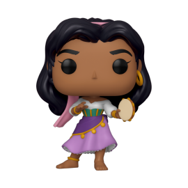 Disney: Hunchback of ND - Esmeralda