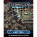 Starfinder Flip-Mat: Undercity
