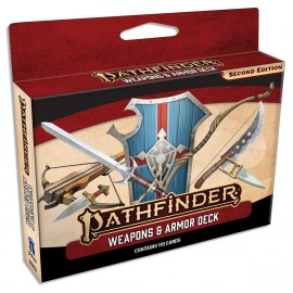 Pathfinder Weapons & Armor Deck (P2)
