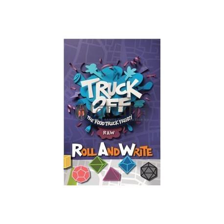 Truck Off Food Truck Frenzy Roll & Write