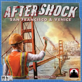 Aftershock San Francisco and Venice
