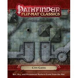 Pathfinder Flip-Mat Classics: City Gates