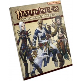 Pathfinder Advanced GM Screen [P2]