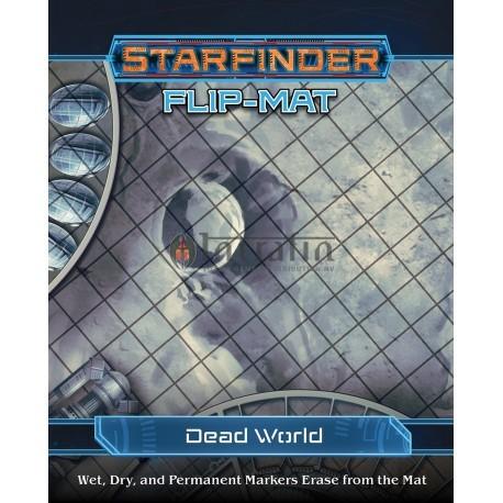 Starfinder Flip-Mat: Dead World