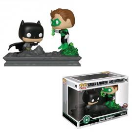 Heroes : Green Lantern & Batman Jim Lee US Exclusive Comic Moment