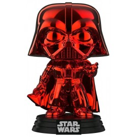 Star Wars - Darth Vader Red Chrome US Exclusive
