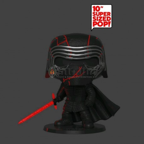 "Star Wars: Rise of Skywalker - 10"" Kylo Ren (Glow in the dark)"