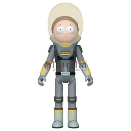 Action Figure: Rick & Morty - Space Suit Morty