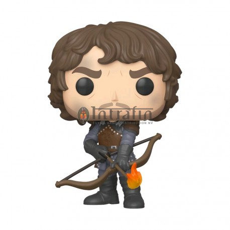 Television:81 GoT - Theon w/Flaming Arrows