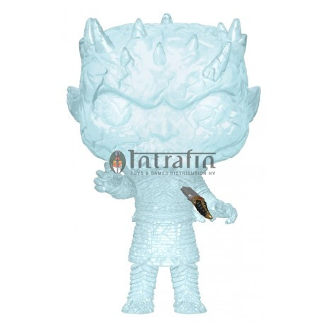 Television:84 GoT - Crystal Night King w/Dagger in Chest