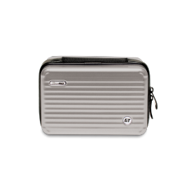 GT Luggage Deck Box - Silver