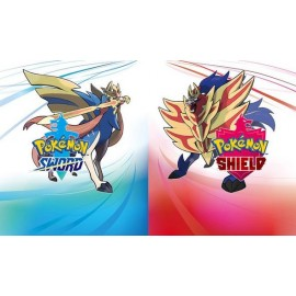 Pokémon Sword & Shield 3-booster Blister